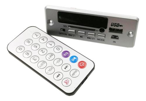 tablero de decodificador usb módulo audio coche accesorios