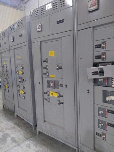 tablero de distribución y potencia de 1200 a