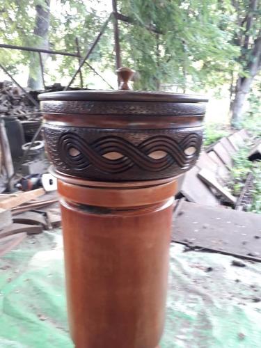 tablero de ifa tallado