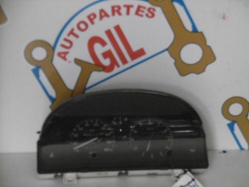 tablero de instrumentos citroen ax -d- año 1995