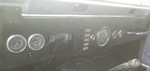 tablero de jeep