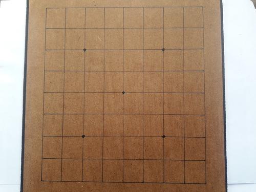tablero de juego de go / weiqi /baduk