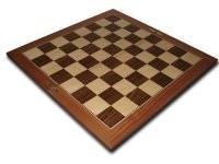 tablero de madera fijo de 5,5 cm x 5,5 - ventajedrez