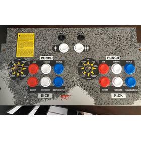 Tablero De Repuesto Maquinita Arcade 1 Up Street Fighter