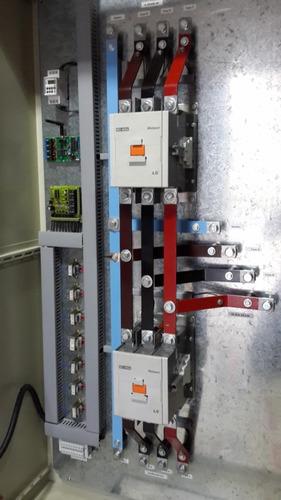 tablero de transferencia automática p/generadores hta. 10kva