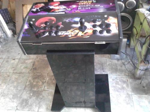 tablero de videojuegos con pandora 5s hd arcade retro