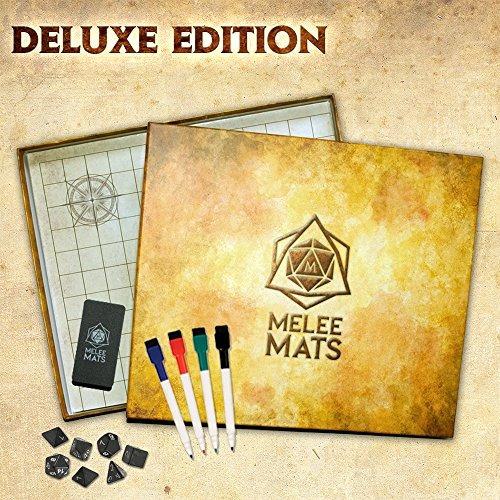 tablero del juego original battle grid 27 x 23 dungeons and