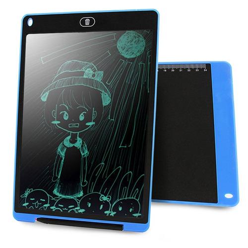 tablero dibujo digital 0 chuyi portatil 12 lcd negro
