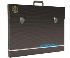tablero dibujo plantec con maletin 50x60 + paralela + atril
