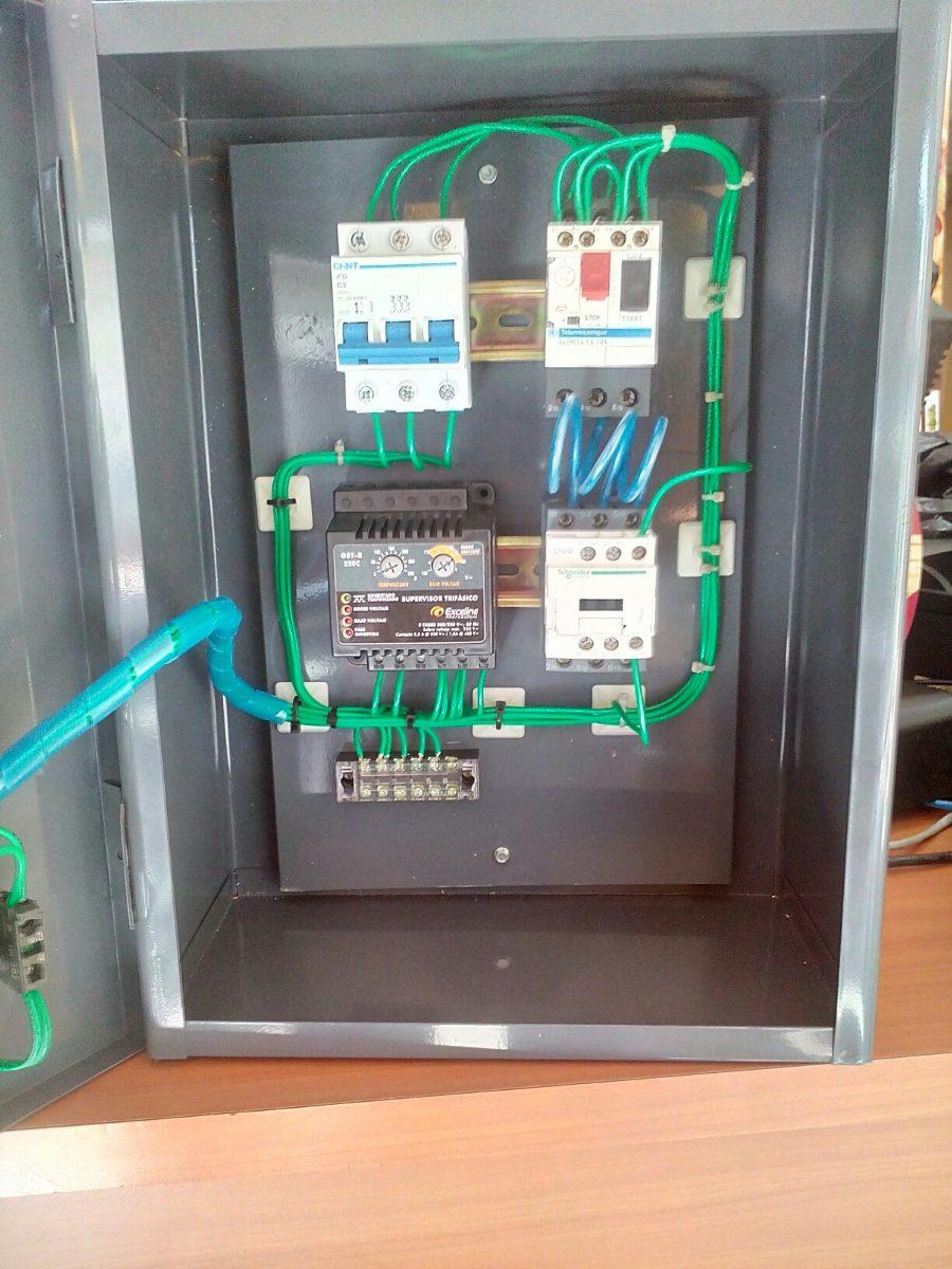 Tablero electrico de control hidroneum ticos a consulta for Precio de hidroneumatico