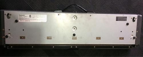 tablero eléctrico panasonic kx-br200 portátil borrable