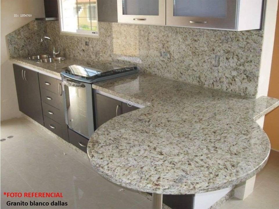 Tablero encimera mesa de granito para cocina cuarzo m rmol for Marmol de granito para cocina