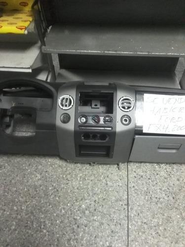 tablero  ford fx4 2008 con airbag