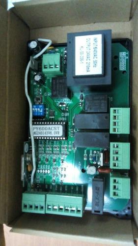 tablero krom 220 porton electrico o santamarias 220v
