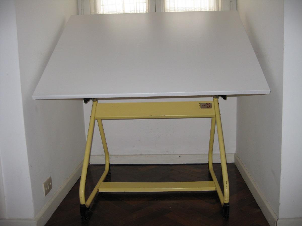 Tablero Mesa De Dibujo Usado   310000 en Mercado Libre