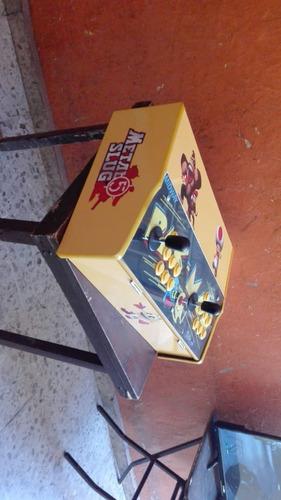 tablero multijuegos arcade