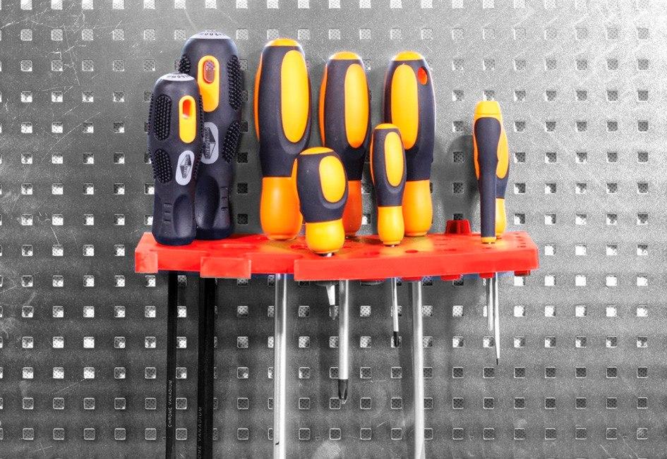 Tablero panel organizador de herramientas equus - Tablero de herramientas ...