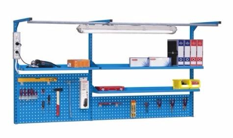 Tablero   Panel Porta Herramientas 2500x1270mmh Fbla12511 -   10.084 ... 775016c90508