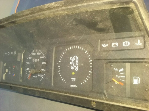 tablero peugeot 504 diesel