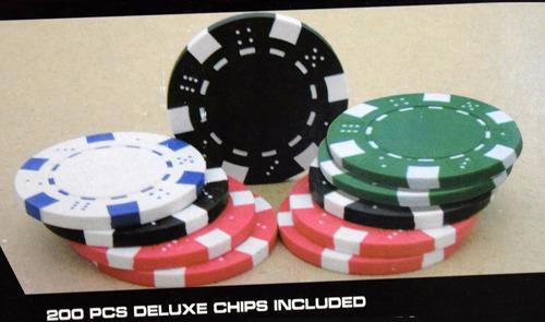 tablero poker 1.18 mts plegable