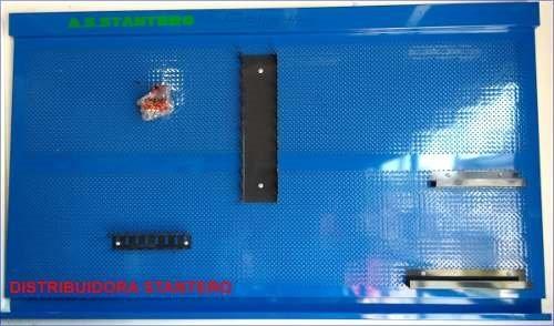 Tablero Porta Herramientas 2 Metros + Accesorios -   3.800 7969b7f92b30