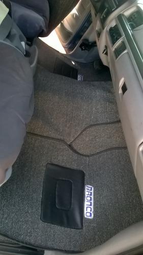 tablero protector en alfombra para blazer 95/97-98/2002
