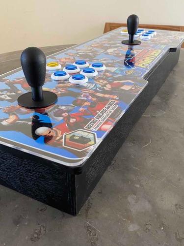 tablero retro arcade 2020