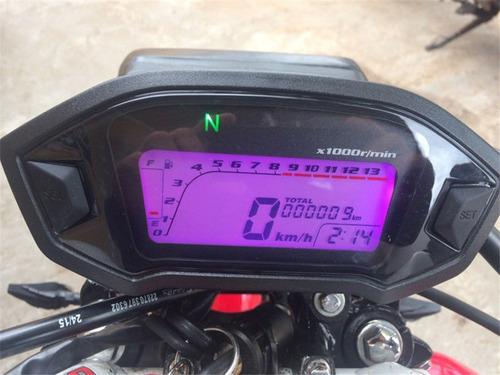tablero tacometro velocimetro digital n-5 universal moto