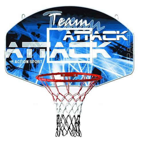 tablero y aro de basquet jugueteria pizzico (6839)