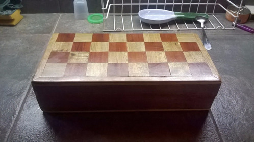 tableros ajedrez artesanales