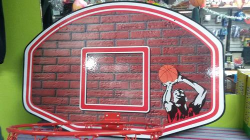 tableros de basquet