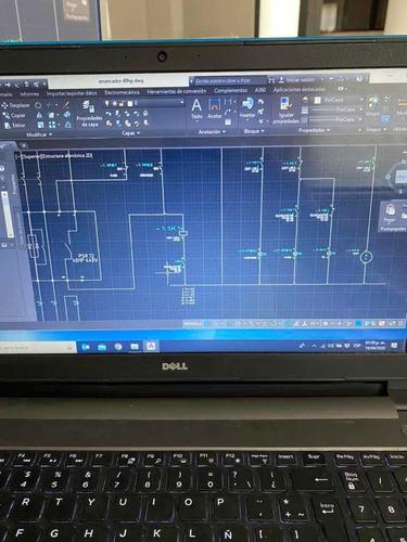 tableros de control eléctrico, ensamble e ingeniería
