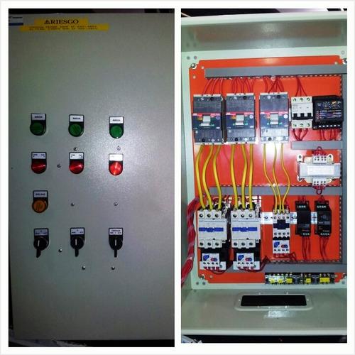 tableros de control (hidroneumáticos, calderas y otros)