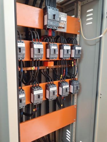 tableros de distribución eléctrica