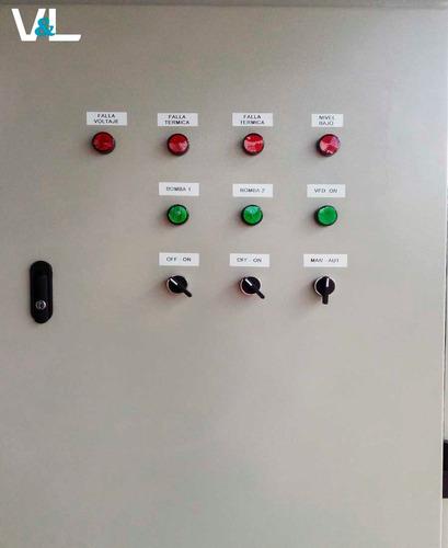 tableros eléctricos - automatización y control industrial