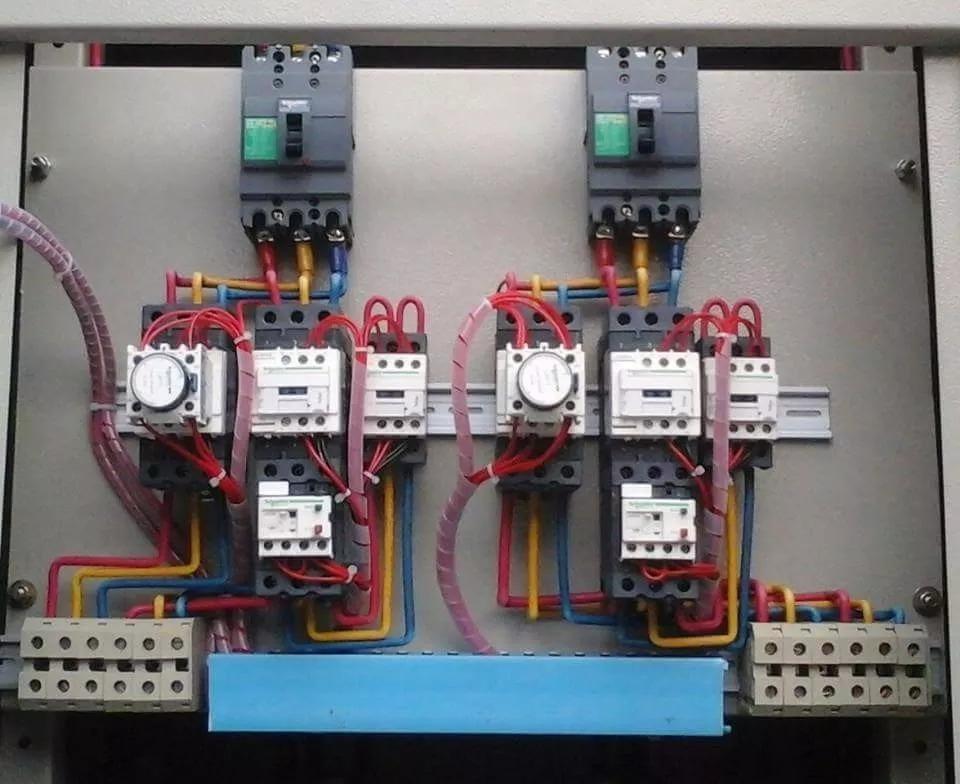Tableros Electricos Industriales De Fuerza Y Control