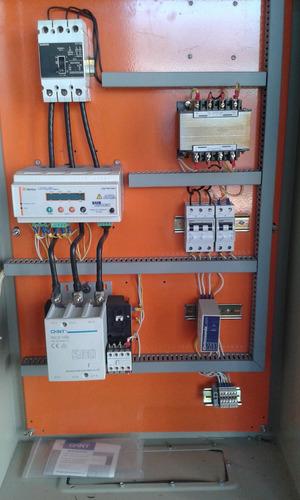 tableros eléctricos - transferencia para planta  emergencia.