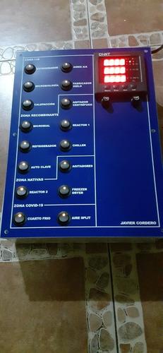 tableros eléctricos y electrónicos diseñados