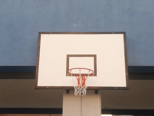 tableros para baloncesto en fibra de vidrio