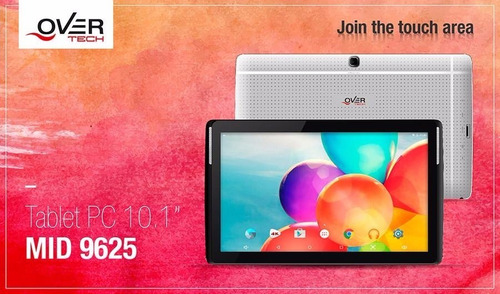 tablet 10'' doble camara 1gb quad core android 6.0 wifi bt