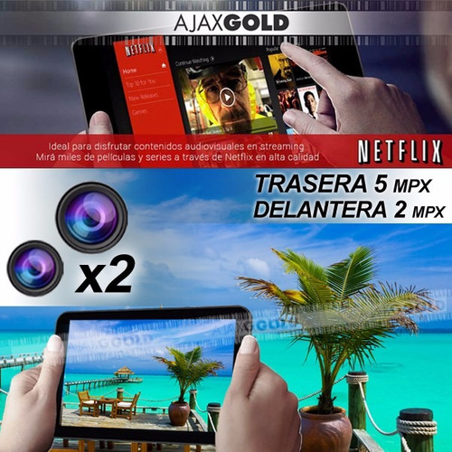 tablet 10 pc imobile quad core wifi hd 1gb cam 5mpx android