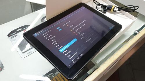 tablet 10,1  wifi 2,4/5g porta hdmi 16gb 1g memória ram nf