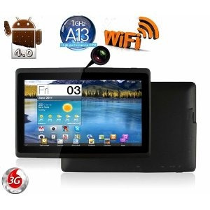 tablet 7  android 4.2/dual-1.2/dd/4gb /512ram wifi