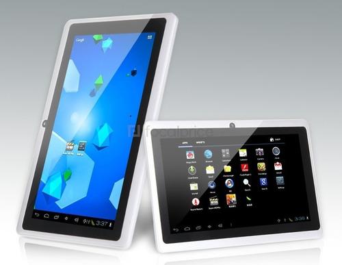 tablet 7 , android 8gb, doble camara y flash
