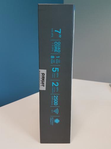 tablet 7  circuit planet 8gb garantía oficial