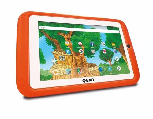 tablet 7 exo+funda+memoria- wave kids android 8 wifi 16gb