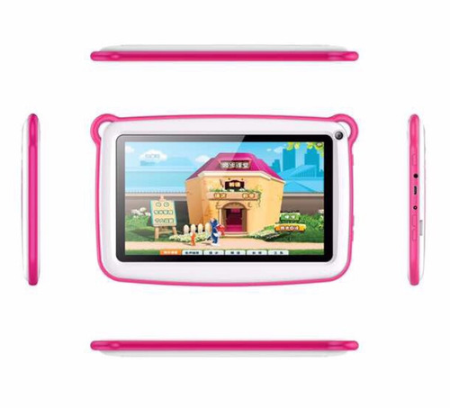 tablet 7 kids infantil niños 1gb 8gb antigolpes modelo 2017
