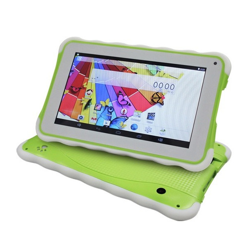 tablet 7 kids infantil niños 1gb 8gb antigolpes quad core