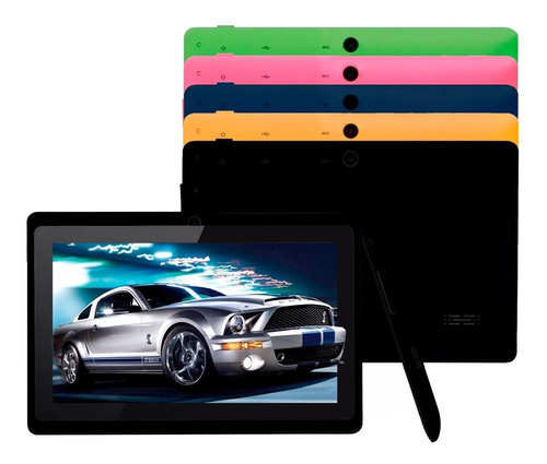 tablet 7´´ nueva 1gb ram quad core 8gb wifi futuro21 dimm