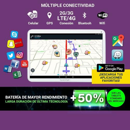 tablet 7 pulgadas android hd procesador quad core wifi bluetooth dual cam memoria garantia oferta especial